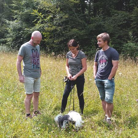 Mensch Partner Hund in Stuttgart Nachberatung